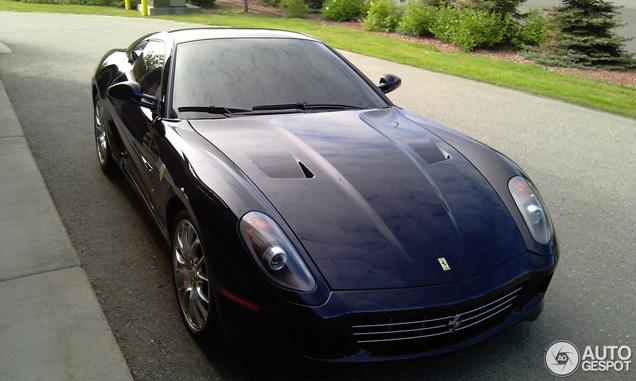 Ferrari gespot in een onverwachte stad: Anchorage