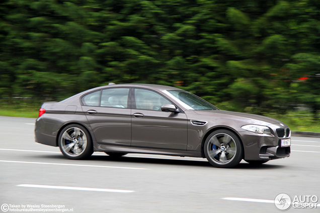 All Colors Of The Rainbow Bmw M5 F10