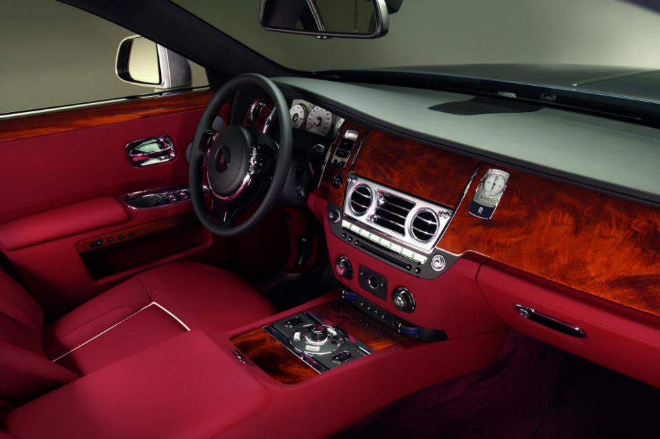 bepoke department makes a special rolls royce ghost for abu dhabi