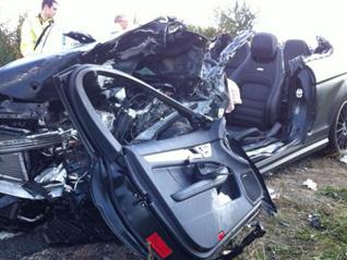 Ernstige crash in Duitsland brengt profvoetballer in levensgevaar
