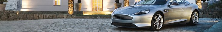 Aston Martin facelifts the DB9