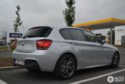 For the first time on Autogespot: BMW M135i