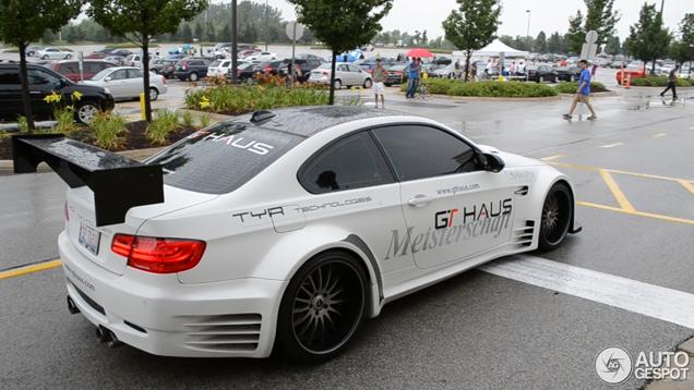 Lekker breed: BMW GT Haus Meisterschaft M3 E92