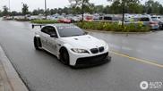 Very wide: BMW GT Haus Meisterschaft M3 E92