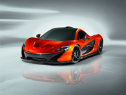 Simply astonishing: McLaren P1