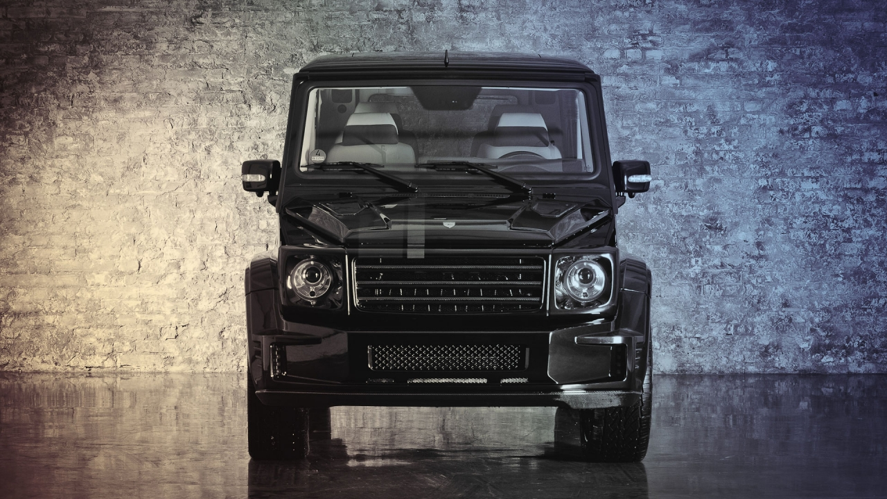Russische tuner Met-R neemt Mercedes-Benz G-Klasse onder handen