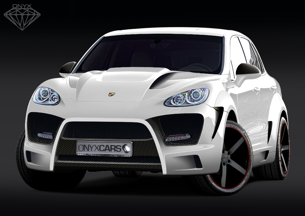 Onyx Design Comes Up With The Cayenne After Their Porsche
