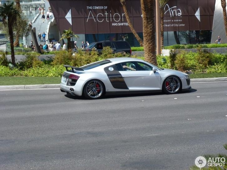 Lekker extreem: Audi R8 PPI Razor gespot