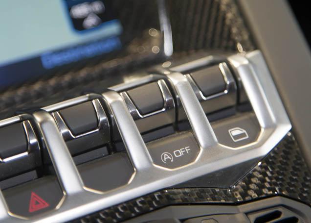 Lamborghini Aventador LP700-4 wordt milieubewuster