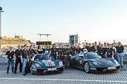 Porsche установил новый рекорд Nürburgring на 918 Spyder