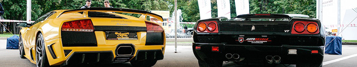 Evento: Festival of Speed en Moscow