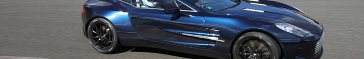 Wydarzenie: Aston Martin On Track 2013
