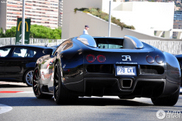 1500-сильный Bugatti Veyron замечен в Монако