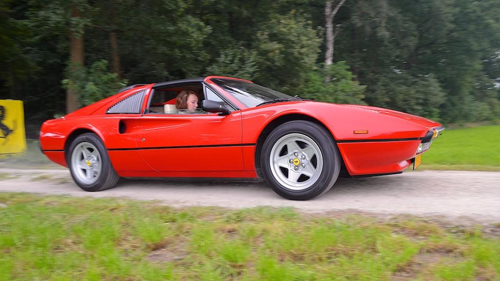 Event Ferrari Bbq