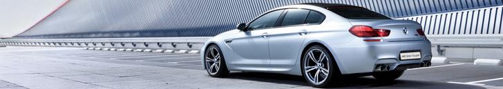 Driven: BMW M6 Gran Coupé
