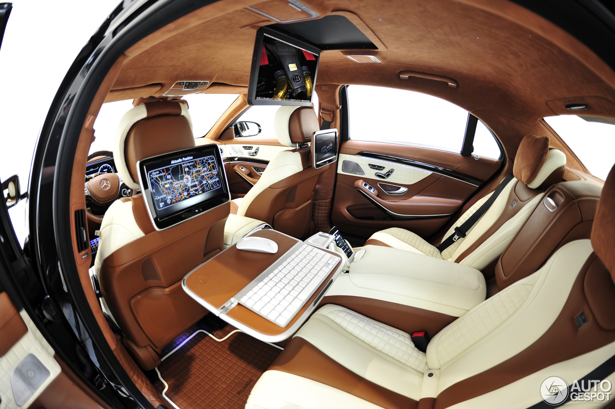 Can T Be More Luxurious Brabus 850 6 0 Biturbo Quot Ibusiness Quot