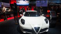 IAA 2013: Alfa Romeo 4C