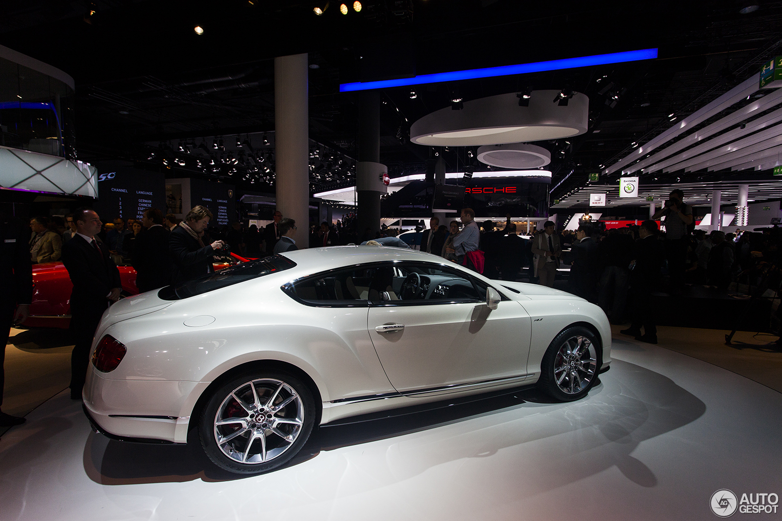 2013 bentley continental gt v8 s iaa 2013 bentley continental gt v8 s vanachro Choice Image