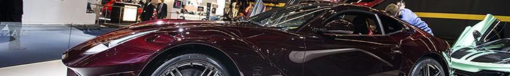 Автосалон во Франкфурте 2013: Mansory La Revoluzione