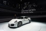 IAA 2013: Porsche 991 Turbo S