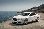 Bentley revela o Continental GT V8 S!
