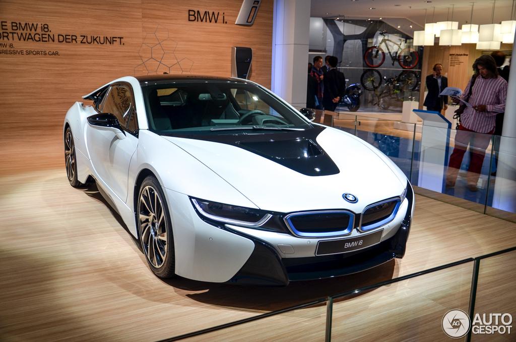 אדיר IAA 2013: BMW i8 is ready for production NT-84