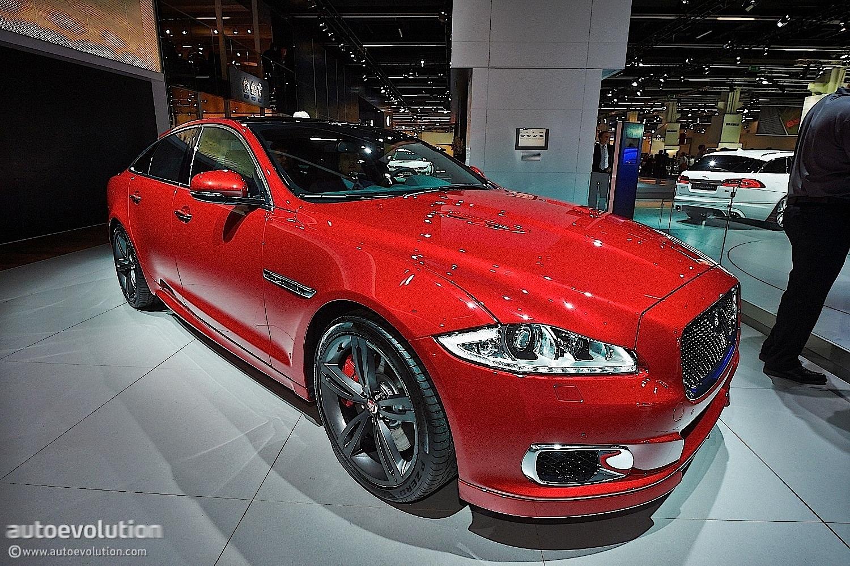 IAA 2013: Jaguar XJR on