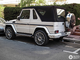 Gespot in Cannes: Mansory Speranza