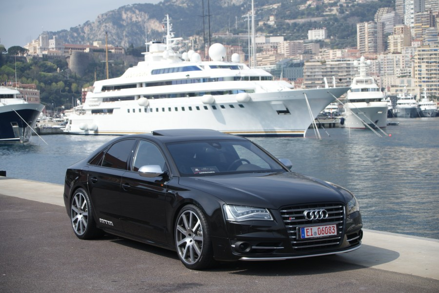 Mtm Gives The Audi S8 D4 650 Hp