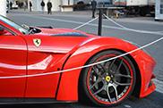 IAA 2013: Novitec Rosso F12berlinetta N-Largo