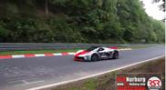 Ferrari a tentar bater o record de Nurburgring com o LaFerrari?