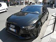 Spotted: Zlatan Ibrahimović's Audi RS6 Avant C7