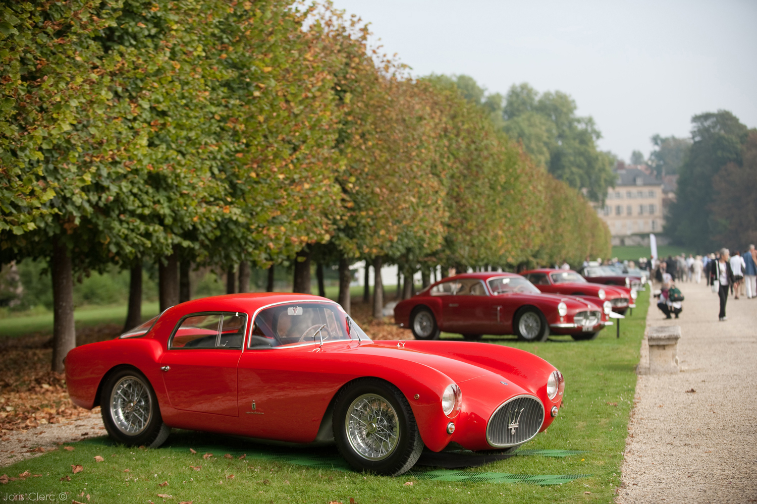 Event Chantilly Arts And Elegance Concours 2014