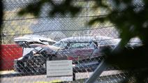 Koenigsegg Agera crasht op de Nürburgring