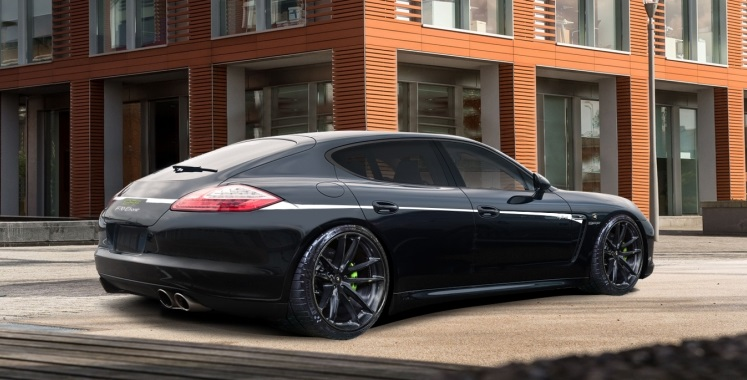 9ff Makes A Very Powerful Porsche Panamera Ehybrid