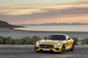 Veoma brz i žut: Mercedes-AMG GT