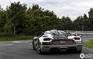 ¿Por qué Koenigsegg está probando el Agera R en Nordschleife?