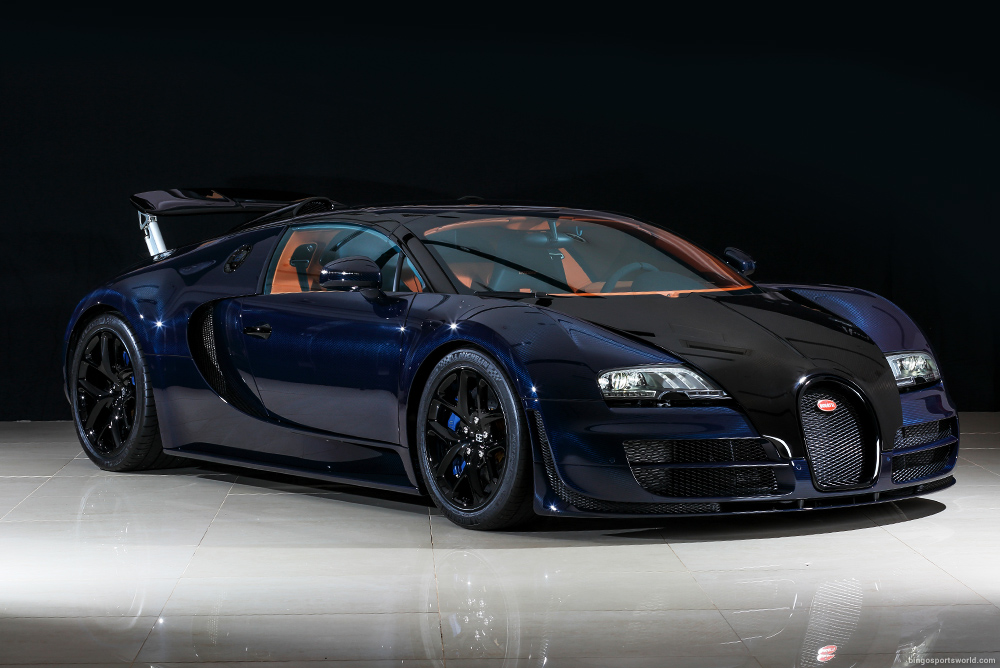 en venta bugatti veyron 16 4 grand sport vitesse. Black Bedroom Furniture Sets. Home Design Ideas