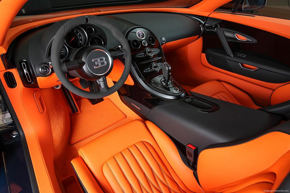 For sale: Bugatti Veyron 16.4 Grand Sport Vitesse