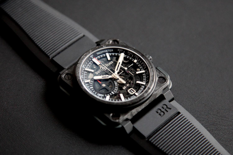 Bell & Ross laat Carbone Forgé intrede doen in nieuw horloge