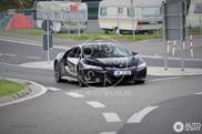 Honda NSX is still being tested