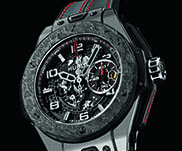 hublot shows new ferrari collection. Black Bedroom Furniture Sets. Home Design Ideas