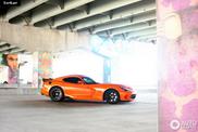 SRT Viper GTS looks lovely in orange