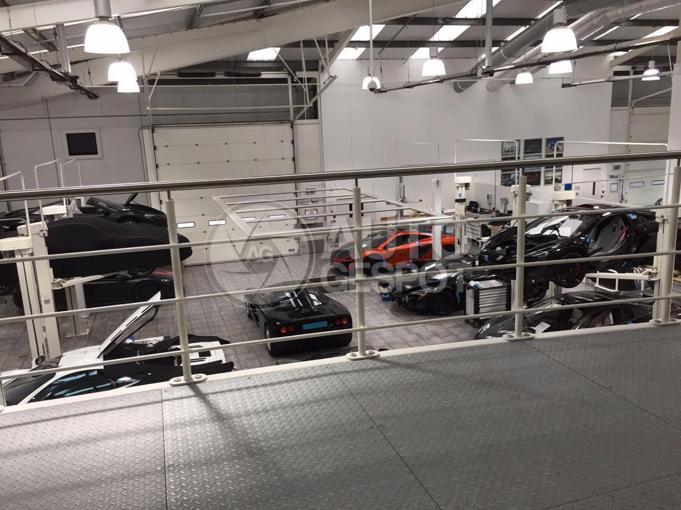 Een kijkje in de keuken van McLaren MSO