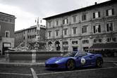Special: Josh Cartu bij de Mille Miglia