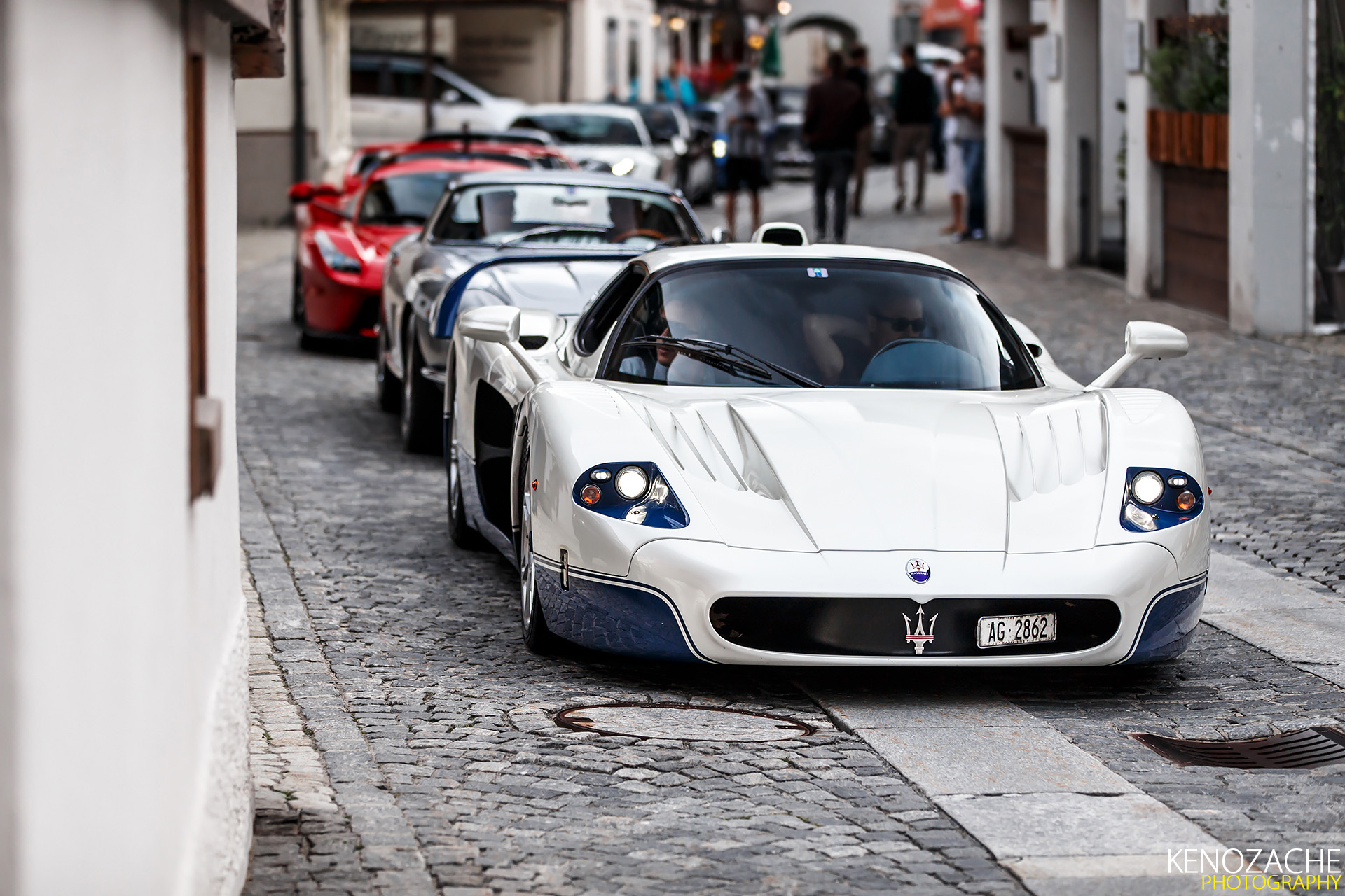 Supercar Owners Circle In Andermatt Is On Another Level