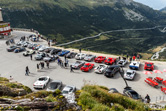 Supercar owner circle meeting in Andermatt is van ander niveau