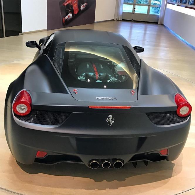 Bizar! Ferrari 458 Italia met V12 van LaFerrari afgeleverd