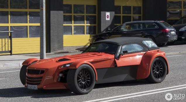 Neerlandsch trots gespot in Andorra: Donkervoort Premium D8 GTO