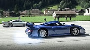 Movie: Competing Hypercars